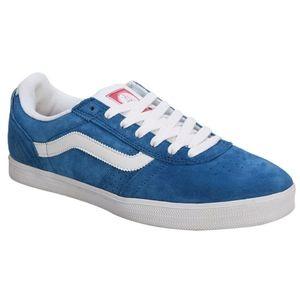 VANS RARE AV3 Snorkel Blue/ White Skate SHOE